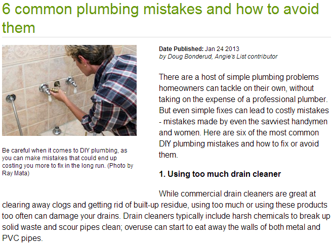 Do it Right: Hire Plumbers in Austin, TX for All Your Plumbing Needs